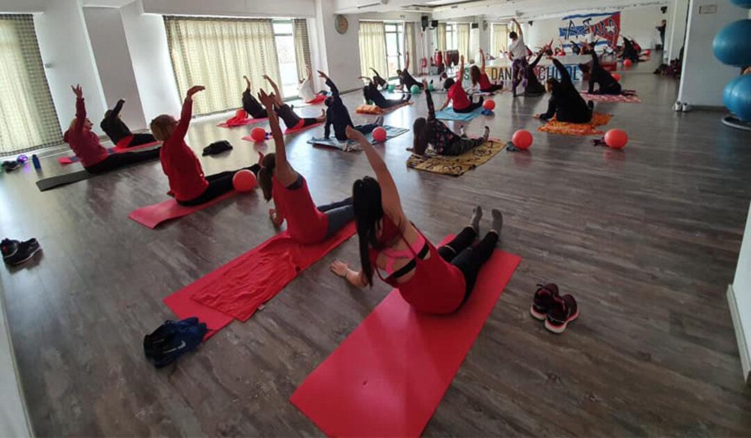 Pilates Soul Dance
