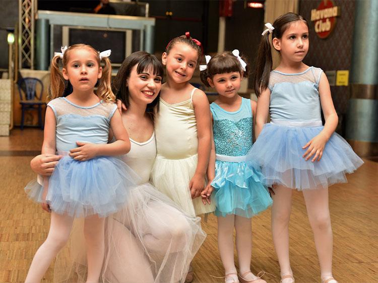 corso Baby Dance