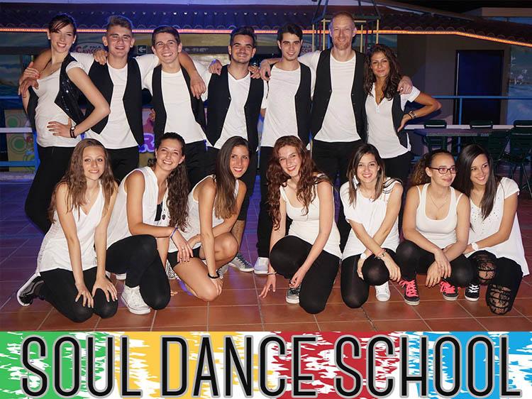 corsi under-18 soul dance